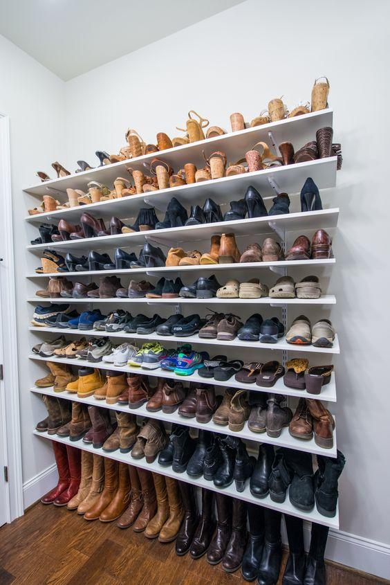 shoe organizer ideas 30 creative shoe storage design ideas the archolic 30624
