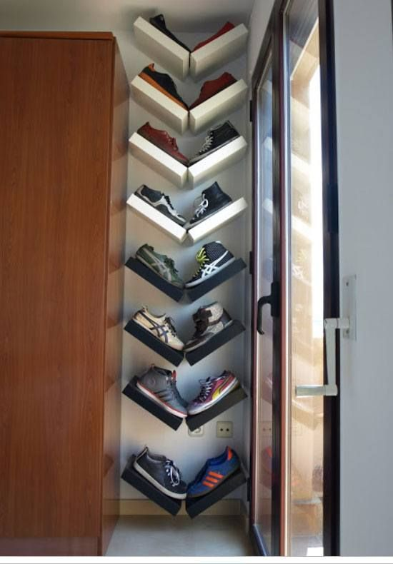 30 creative shoe storage design ideas the archolic in solutioingenieria Image collections