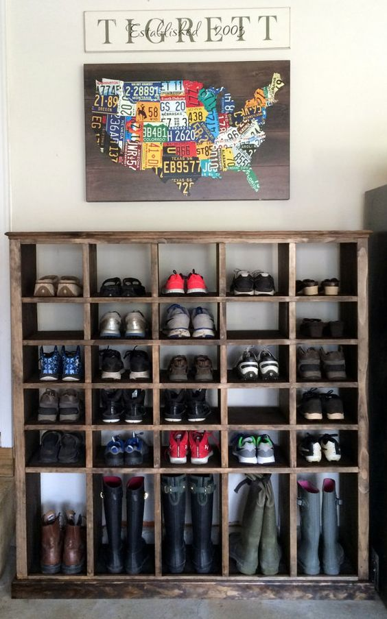 30 Creative Shoe Storage Design Ideas The Archolic
