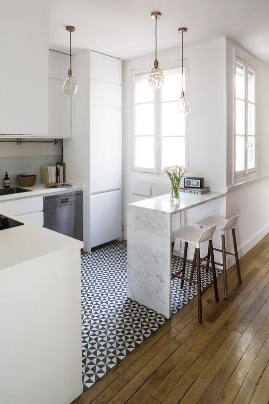 25+ Small Kitchen Design Ideas | The Archolic on