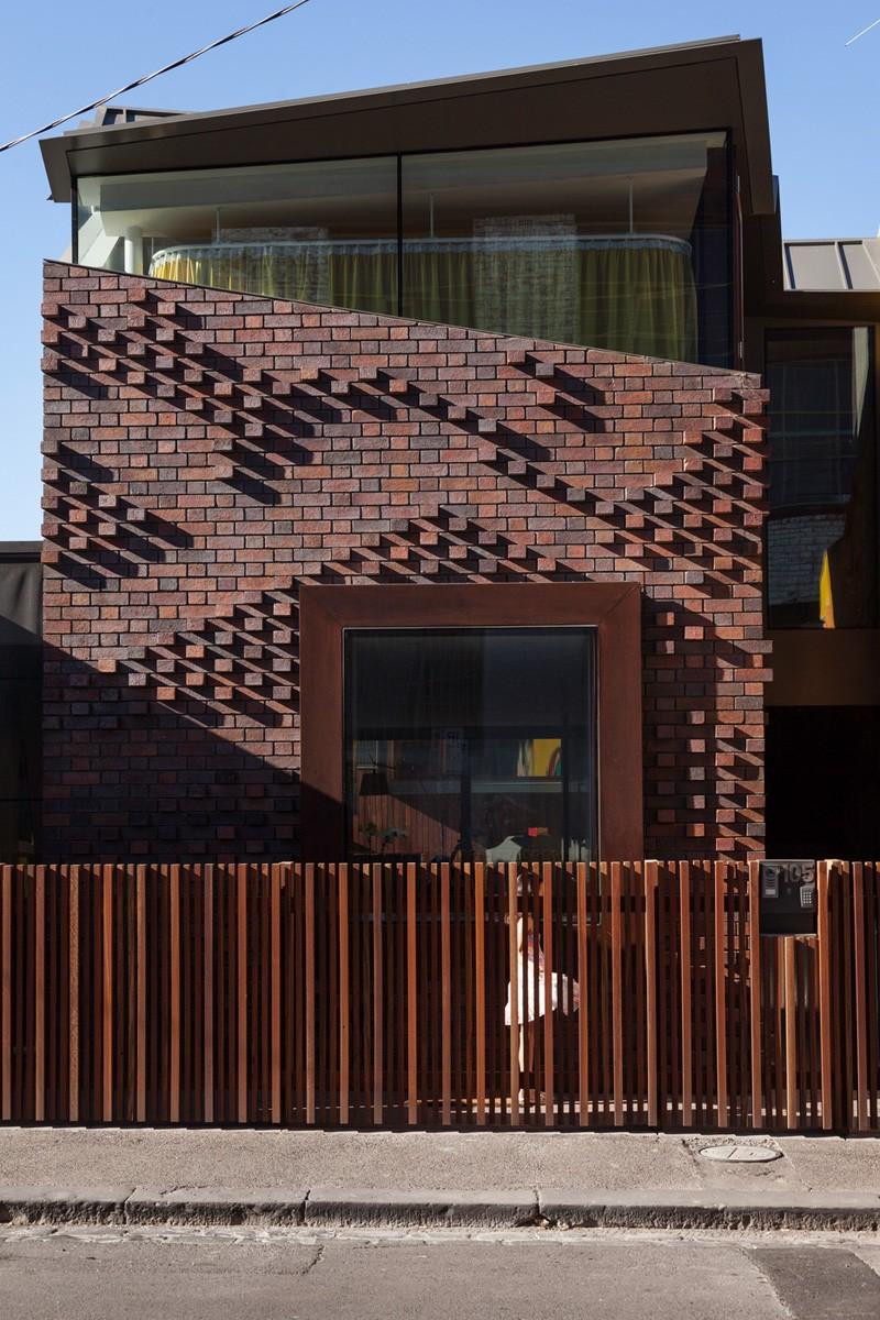 50 brick extrerior home design ideas the archolic for Brick designs
