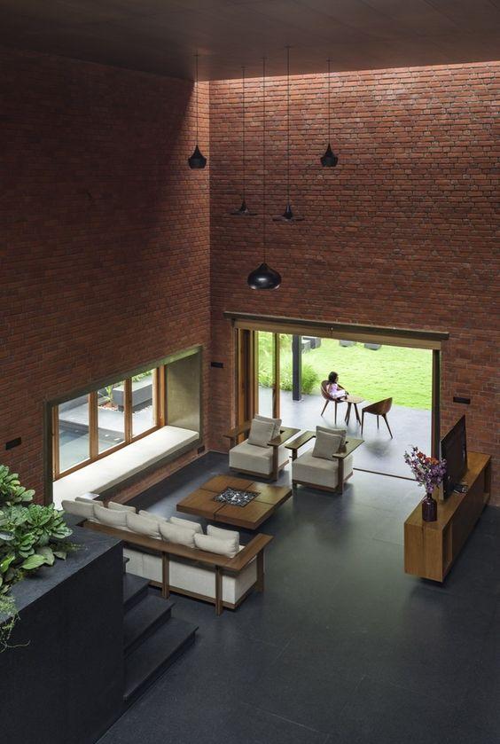 50+ Brick Extrerior Home Design Ideas
